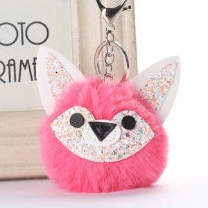 Accessories - NEW Cute Rabbit Pom Pom Handbag Charm / keychain